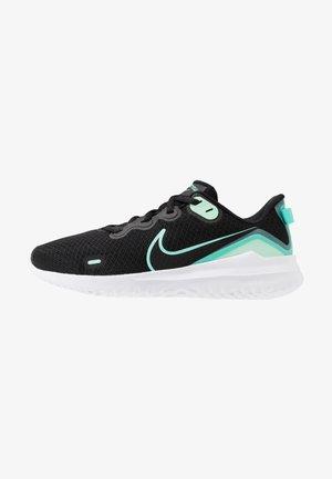 RENEW RIDE  - Zapatillas de running neutras - black/hyper turquoise/mint foam