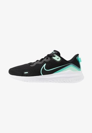 RENEW RIDE  - Obuwie do biegania treningowe - black/hyper turquoise/mint foam