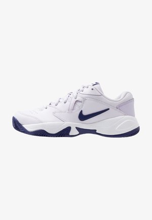 COURT LITE 2 CLAY - Clay court tennis shoes - barely grape/regency purple/violet mist