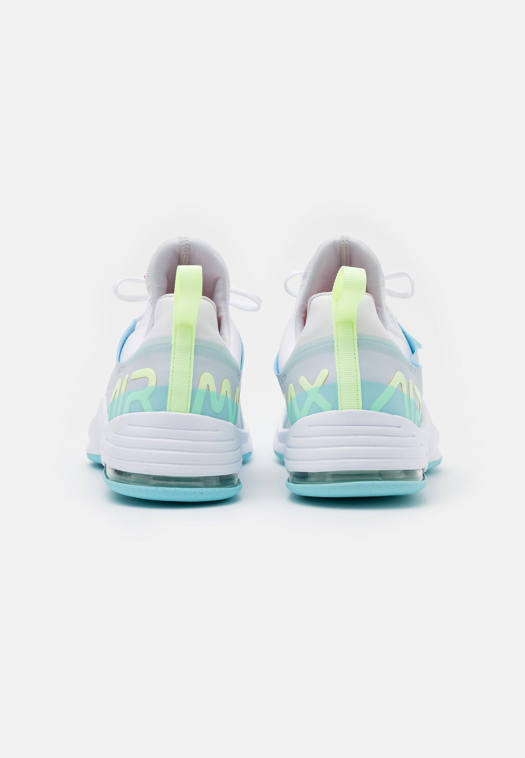 AIR MAX BELLA TR 3 Chaussures de running neutres whitebright crimsonpure platinum