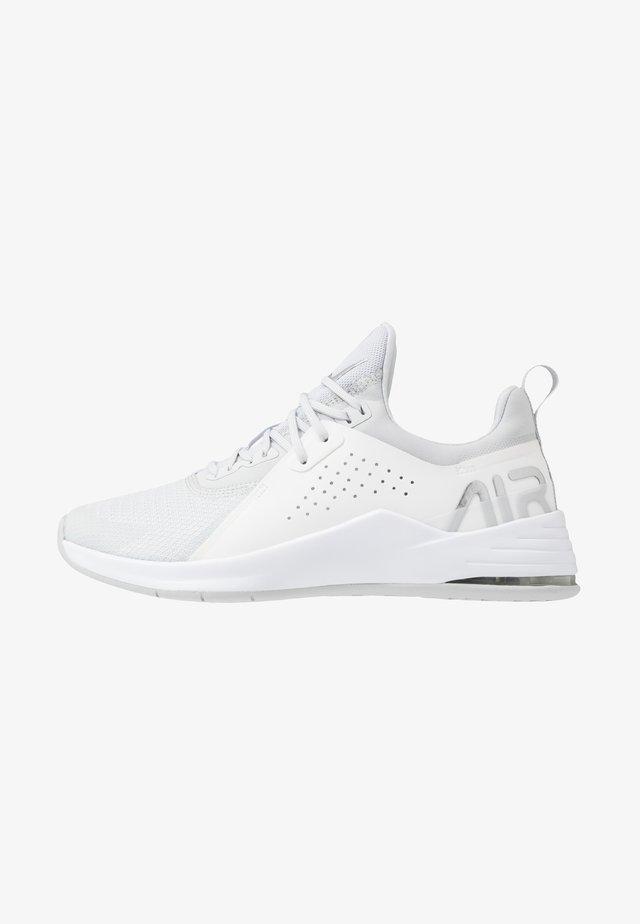MAX BELLA TR 3 - Neutrální běžecké boty - pure platinum/metallic silver/summit white/white