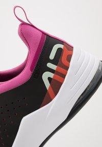 Nike Performance - AIR MAX BELLA TR 3 - Obuwie do biegania treningowe - magic flamingo/black/pistachio frost/team orange/hyper blue/summit white - 5