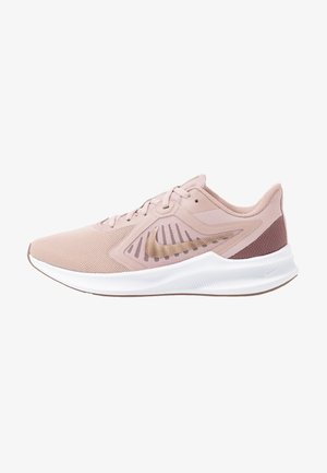 DOWNSHIFTER 10 - Zapatillas de running neutras - stone mauve/metallic red bronze/smokey mauve/barely rose