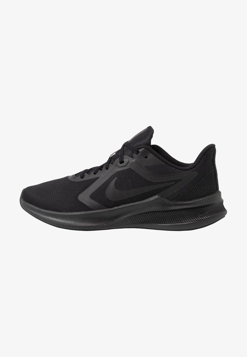Nike Performance - DOWNSHIFTER 10 - Obuwie do biegania treningowe - black