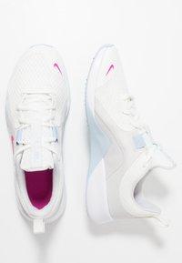 Nike Performance - FOUNDATION ELITE TR 2 - Sports shoes - summit white/fire pink/hydrogen blue/vast grey/white - 1