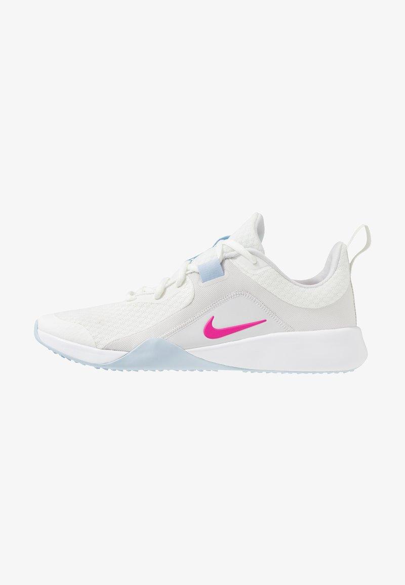 Nike Performance - FOUNDATION ELITE TR 2 - Sports shoes - summit white/fire pink/hydrogen blue/vast grey/white