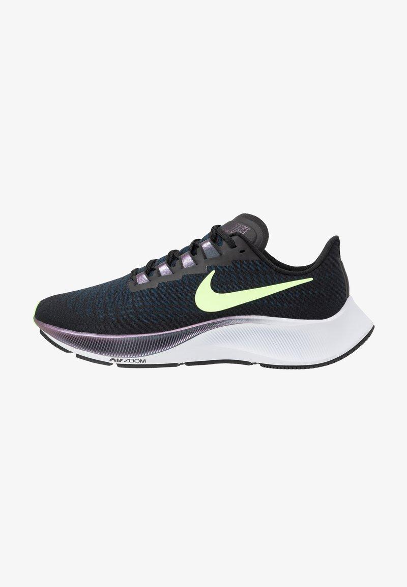 Nike Performance - AIR ZOOM PEGASUS  - Laufschuh Neutral - black/ghost green/valerian blue/spruce aura