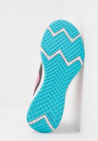 Nike Performance - REVOLUTION 5 - Zapatillas de running neutras - thunder grey/digital pink/blue fury/silver lilac/vast grey/laser orange - 4