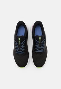 Nike Performance - REVOLUTION 5 - Obuwie do biegania treningowe - black/metallic dark grey/plum dust/royal pulse/ghost green/white - 3