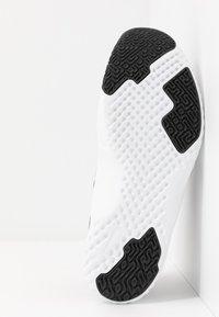 Nike Performance - RENEW IN-SEASON TR 10 - Sports shoes - black/dark smoke grey/white - 4