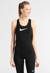 Nike Performance - PRO DRY - Camiseta de deporte - black/white - 2