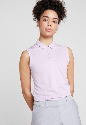 DRY POLO - T-shirt sportiva - lilac mist