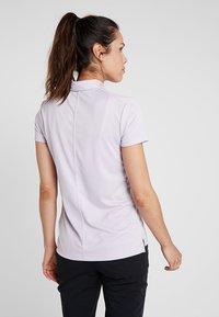 Nike Golf - DRY - Camiseta de deporte - lilac mist - 2
