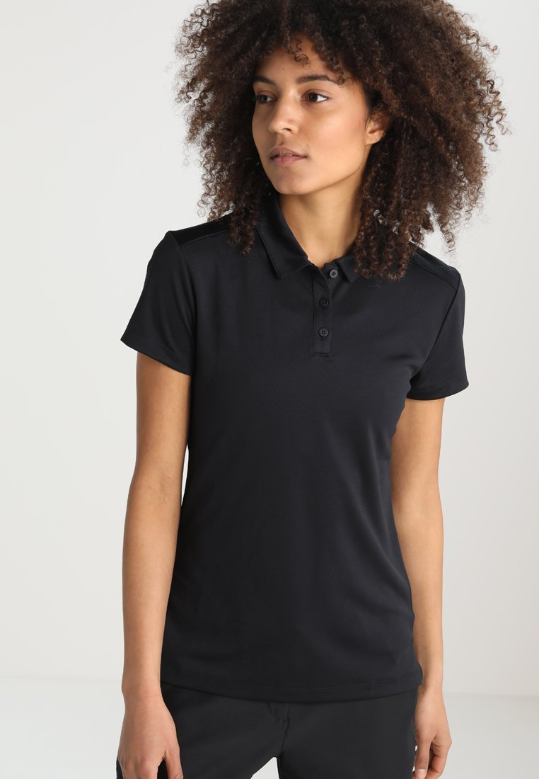 Nike Golf - DRY - Sports shirt - black/silver