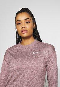 Nike Performance - CREW - Sports shirt - regency purple/rush violet - 3