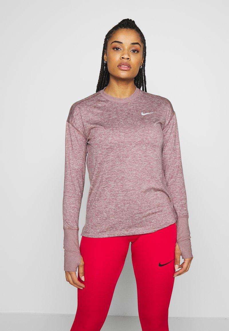 Nike Performance - CREW - Sports shirt - regency purple/rush violet