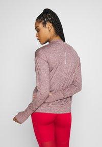 Nike Performance - CREW - Sports shirt - regency purple/rush violet - 2
