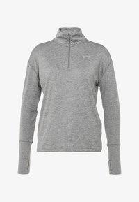 Nike Performance - Tekninen urheilupaita - gunsmoke/atmosphere grey/heather/reflective silver - 5