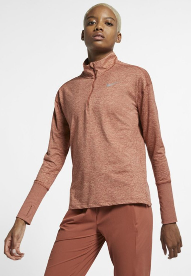 Nike Performance - Funktionsshirt - apricot/rose gold