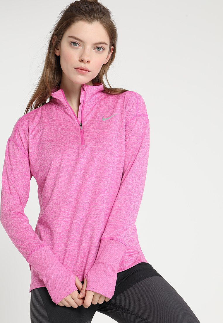 Nike Performance - Funktionsshirt - active fuchsia/pink rise/reflective silver