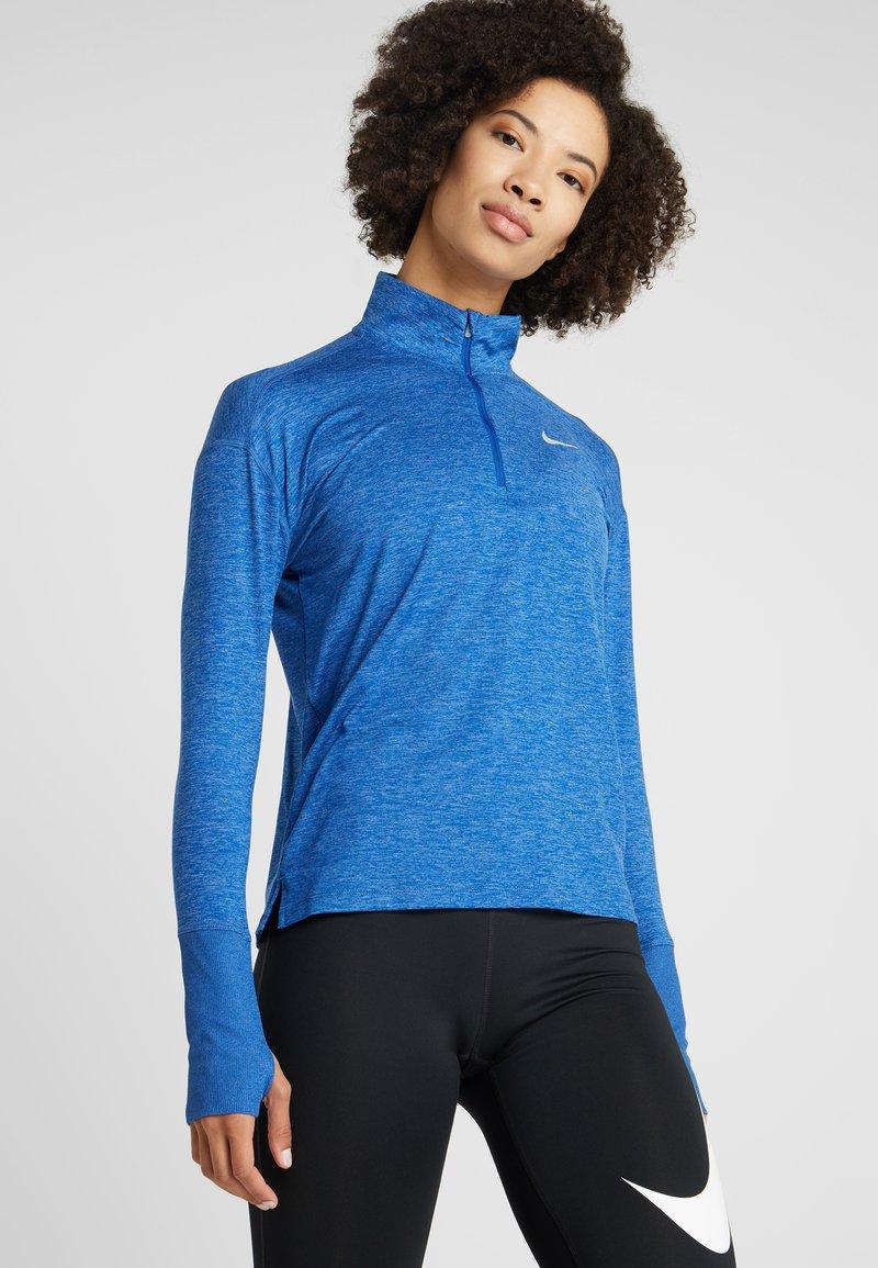 Nike Performance - Funktionsshirt - indigo force/silver