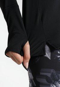 Nike Performance - Camiseta de deporte - black/silver - 5