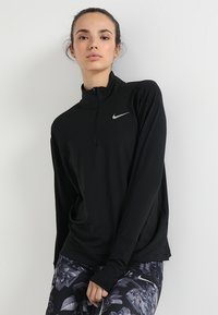Nike Performance - Tekninen urheilupaita - black/silver - 0