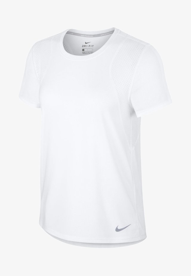 RUN - T-shirt - bas - white