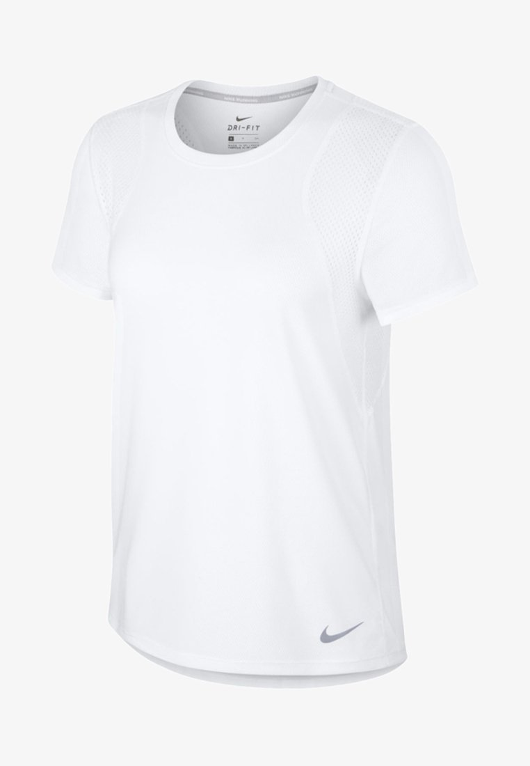 Nike Performance - RUN - Basic T-shirt - white