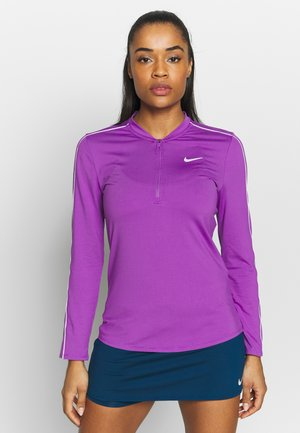 DRY  - Sportshirt - purple/white