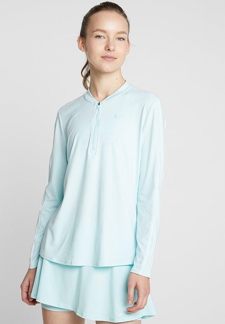Nike Performance - DRY  - Sports shirt - teal tint/white/white