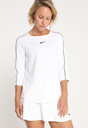 Sports shirt - white/black/black/black
