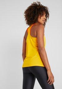 Nike Performance - TANK - Koszulka sportowa - university gold/white - 2