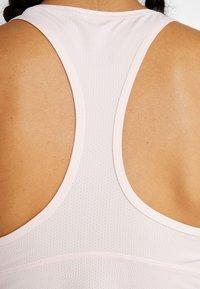 Nike Performance - TANK - Sportshirt - echo pink/white - 5