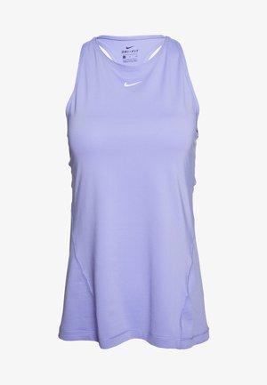 TANK ALL OVER  - Camiseta de deporte - light thistle/white
