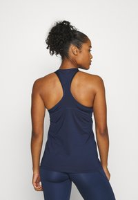Nike Performance - TANK ALL OVER  - Funktionsshirt - midnight navy/white - 2
