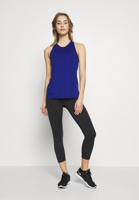 Nike Performance - TANK ALL OVER  - Sportshirt - deep royal blue - 1