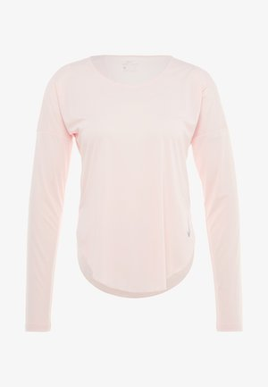 CITY SLEEK - T-shirt de sport - echo pink/reflective silver