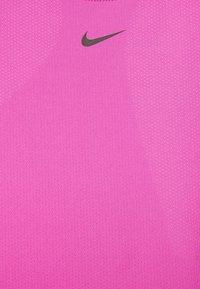 Nike Performance - TANK ALL OVER PLUS - Treningsskjorter - active fuchsia - 5