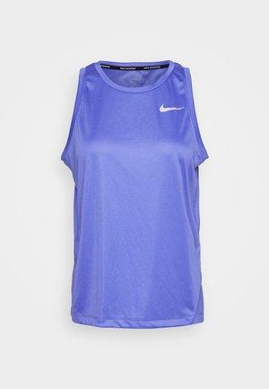 MILER TANK - Camiseta de deporte - sapphire/reflective silver