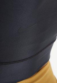 Nike Performance - TECH PACK LONG SLEEVE TOP - Top sdlouhým rukávem - oil grey/black - 6