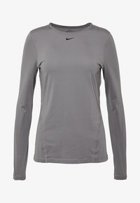 Nike Performance - ALL OVER - Sportshirt - gunsmoke/black