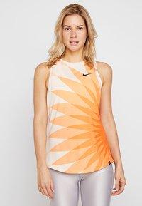 Nike Performance - KNVB NIEDERLANDE TANK PRESEASON - Linne - orange quartz - 0