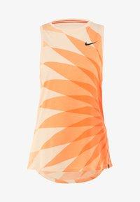 Nike Performance - KNVB NIEDERLANDE TANK PRESEASON - Linne - orange quartz - 4