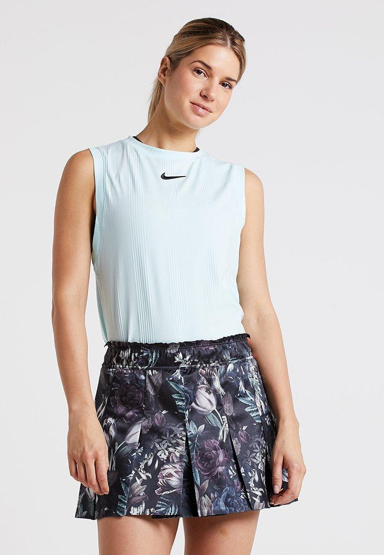 Nike Performance - Funktionsshirt - teal tint/black