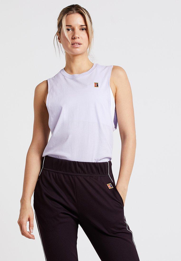 Nike Performance - HERITAGE TANK - Toppe - oxygen purple