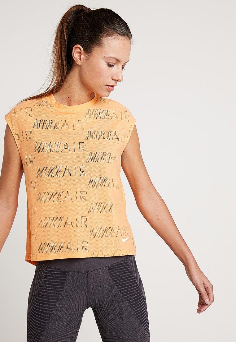 Nike Performance - AIR - Camiseta estampada - fuel orange/white