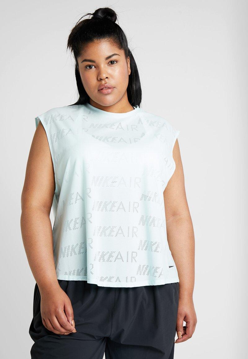 Nike Performance - AIR PLUS - T-shirts basic - teal tint