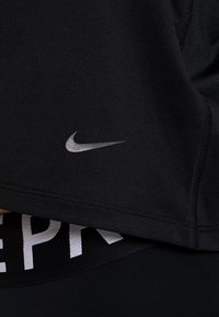 Nike Performance - INTERTWIST - Funkční triko - black - 4