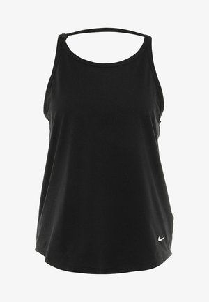 TANK LOOSE - Camiseta de deporte - black